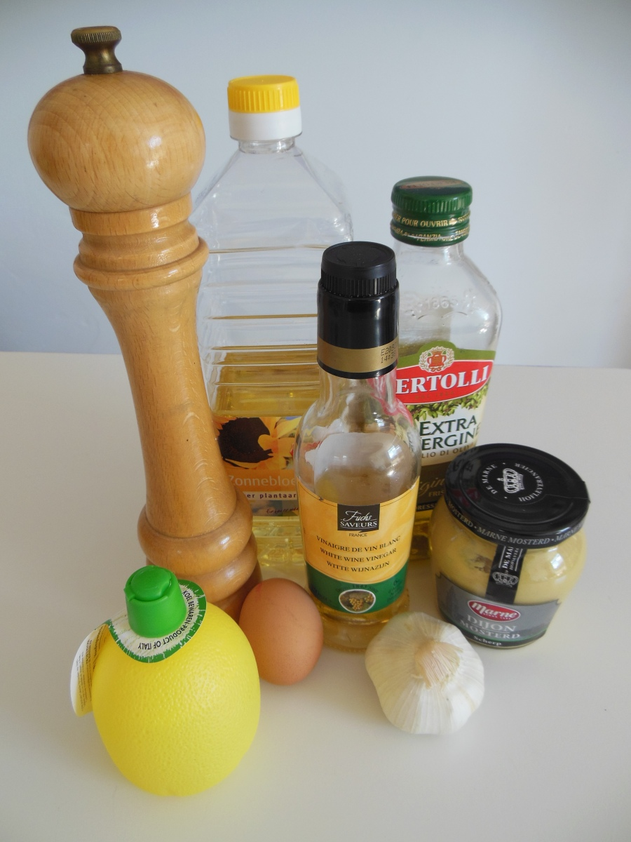 Verse mayonaise in 3 minuten