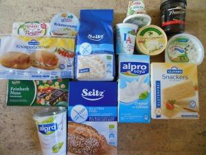 Boodschappen doen in Duitsland, een feest voor voedselintoleranten