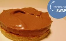 Eierkoek met chocolademousse