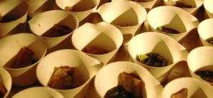 Heerlijke haringhapjes