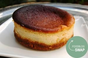 Cheesecake voor FoodBlogSwap